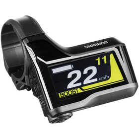 Shimano SC-E8000 Steps Display black